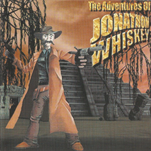Various The Adventures Of Jonathon Whiskey CD