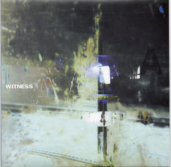 Witness Quarantine / Into The Waves Vinyl