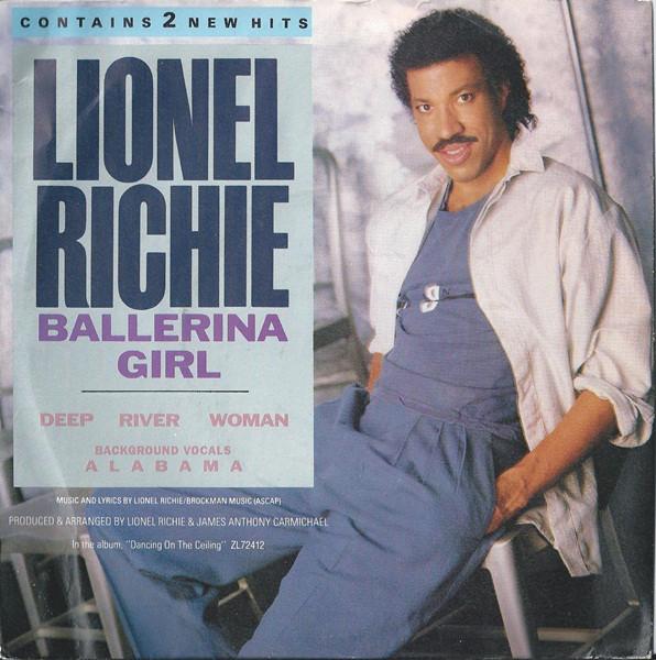 Richie, Lionel Ballerina Girl