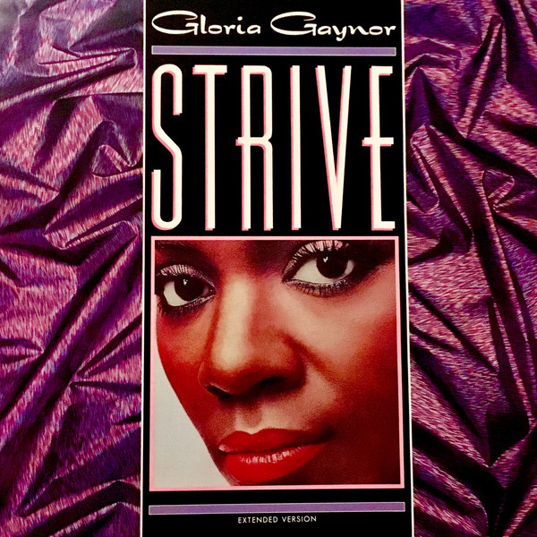 Gaynor, Gloria Strive (Extended Version)