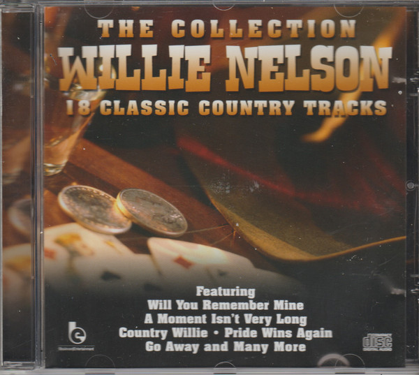 Nelson, Willie The Collection CD