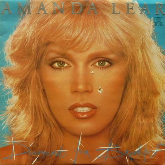 Lear, Amanda Diamonds For Breakfast