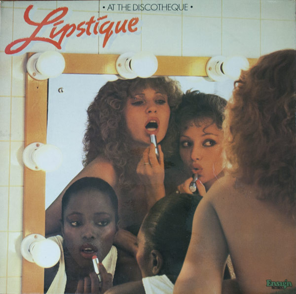 Lipstique At The Discotheque Vinyl