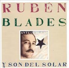 Ruben Blades Antecedente