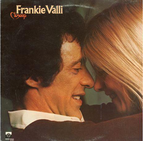 Valli, Frankie Closeup
