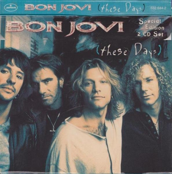 Bon Jovi These Days - 2 CD Special Edition