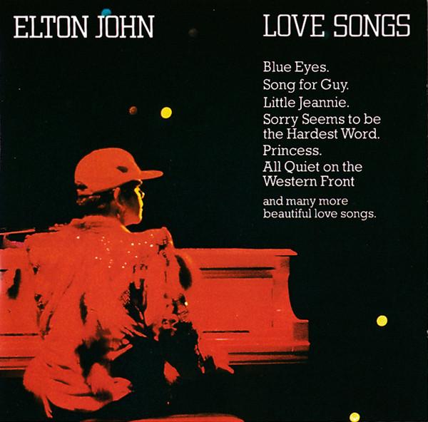 John, Elton Love Songs