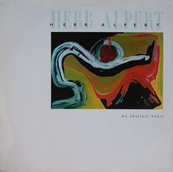 Alpert, Herb My Abstract Heart Vinyl