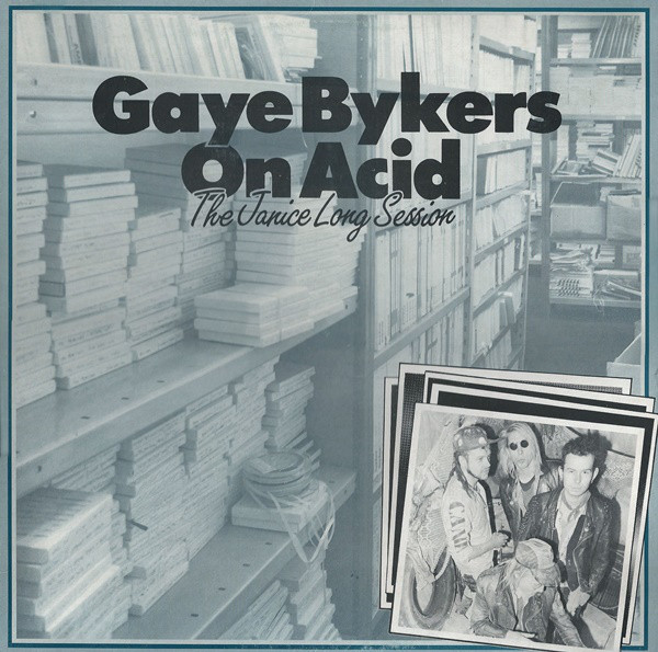 Gaye Bikers On Acid The Janice Long Session Vinyl