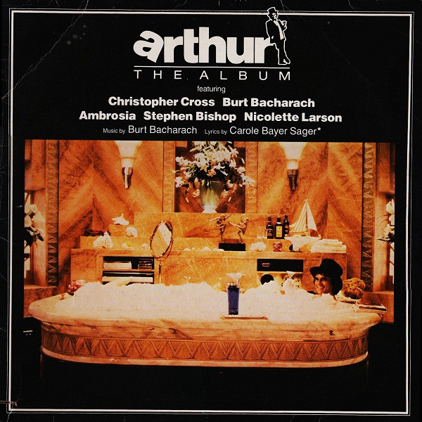 Original Motion Picture Soundtrack Arthur - The Album