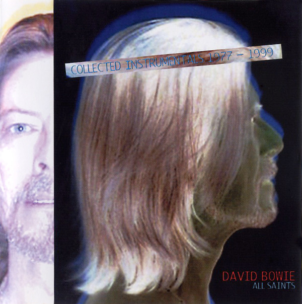 Bowie, David All Saints Collected Instrumentals 1977 - 1999 Vinyl
