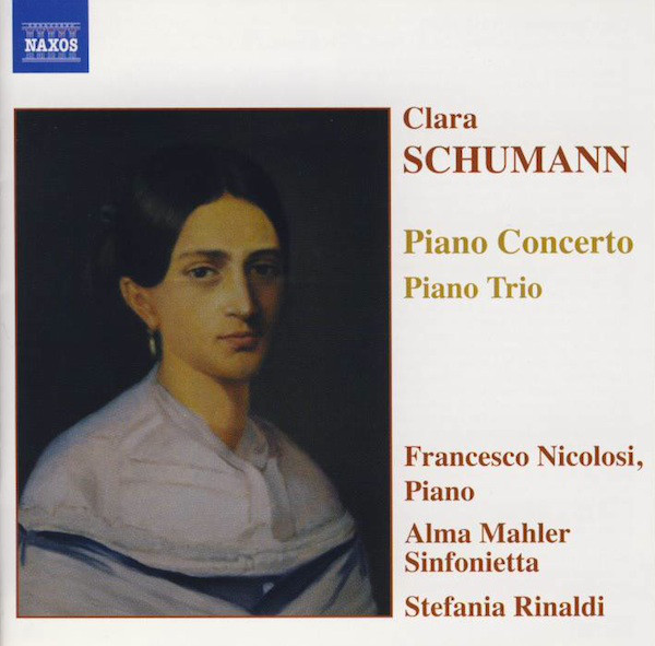 Schumann - Francesco Nicolosi, Stefania Rinaldi Piano Concerto / Piano Trio Vinyl