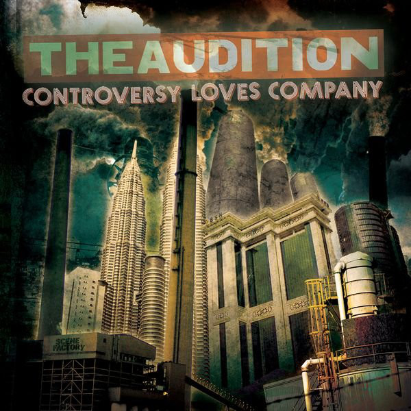 Audition (The) Controversy Loves Company Vinyl
