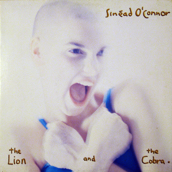 O'Connor, Sinead The Lion And The Cobra Vinyl