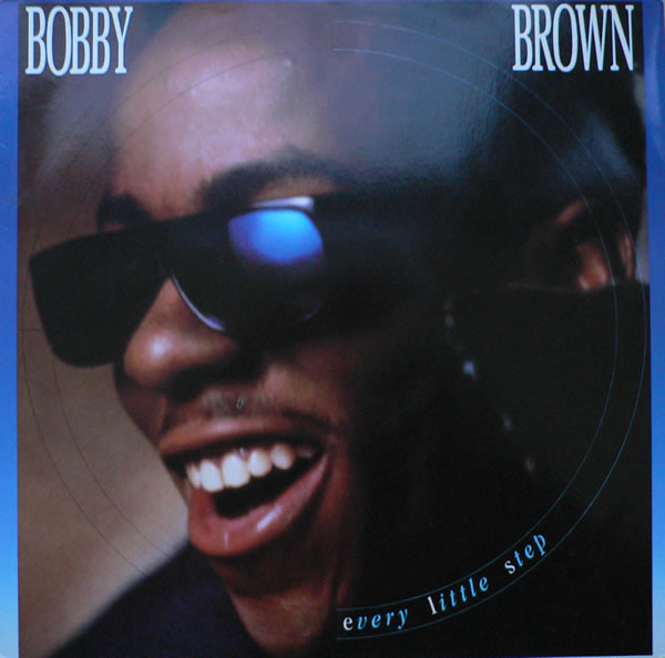 Brown, Bobby Every Little Step Vinyl