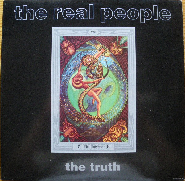 The Real People The Truth Vinyl