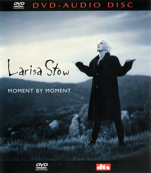 Stow, Larisa Moment By Moment Vinyl