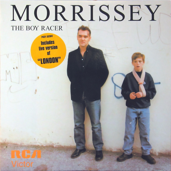 Morrissey The Boy Racer