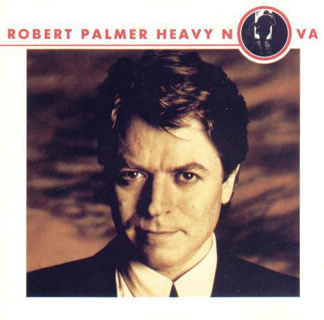 Palmer, Robert Heavy Nova CD