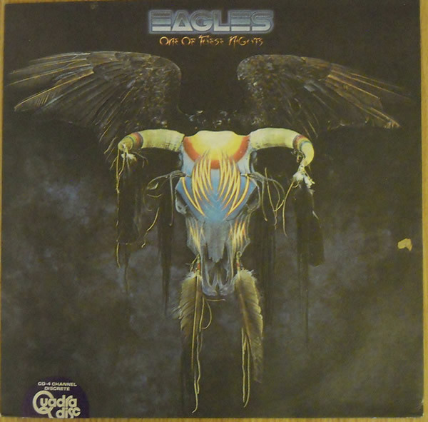 Eagles One Of These Nights Vinyl