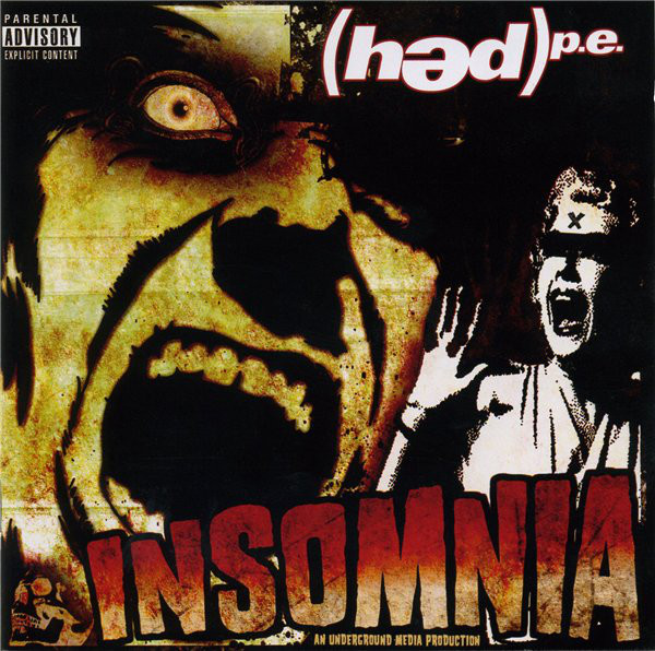 (hed) p.e. Insomnia CD