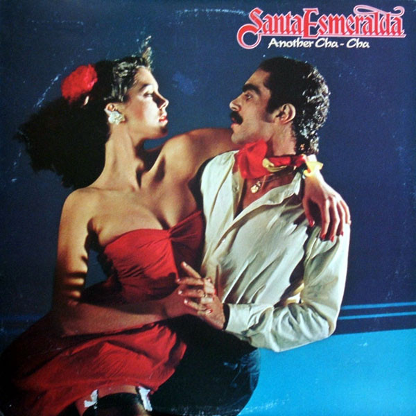 Santa Esmeralda Another Cha-Cha Vinyl