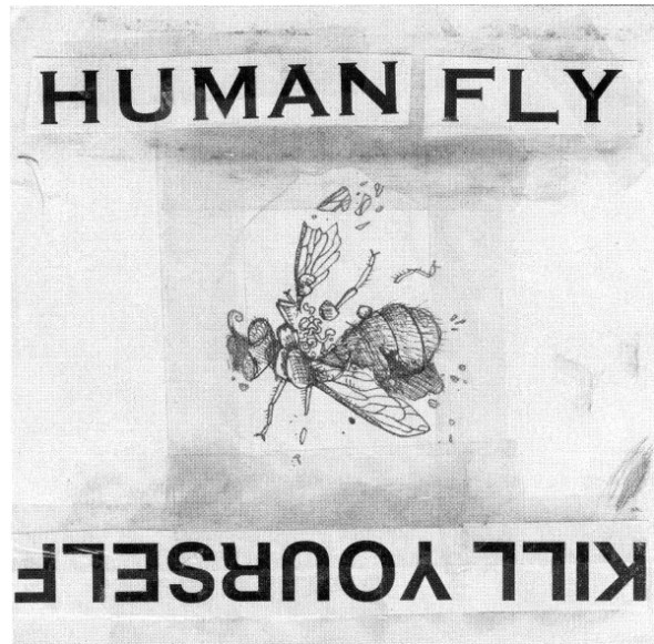 Human Fly / Kill Yourself Human Fly / Kill Yourself Vinyl