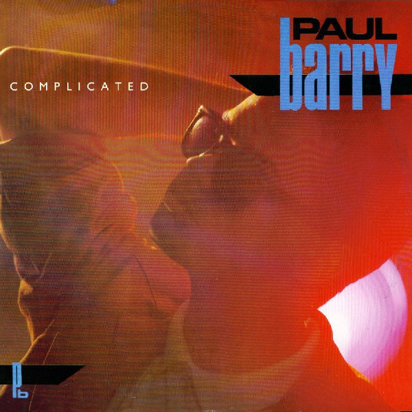 Barry Paul Complicated Vinyl