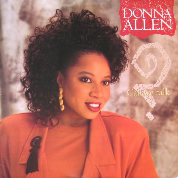 Allen, Donna Can We Talk Vinyl