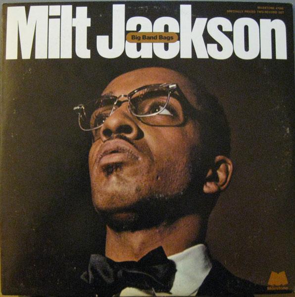 Jackson, Milt Big Band Bags Vinyl