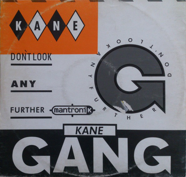 Kane Gang Don't Look Any Further Vinyl
