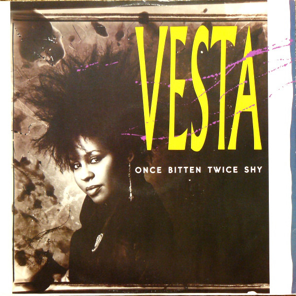 Williams, Vesta Once Bitten Twice Shy Vinyl