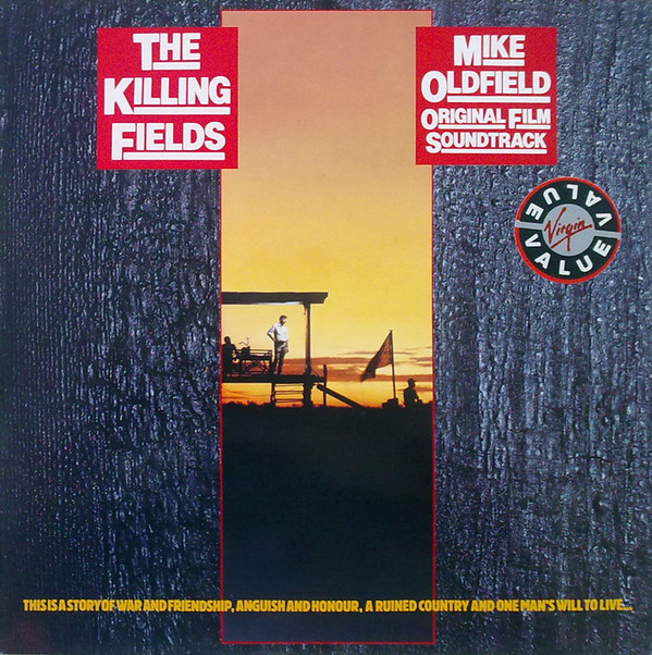 Oldfield, Mike  The Killing Fields - Original Film Soundtrack Vinyl