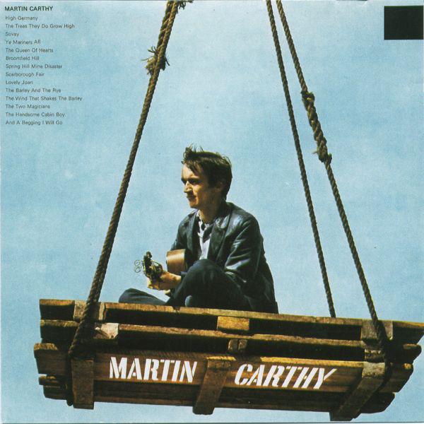 Carthy, Martin Martin Carthy CD