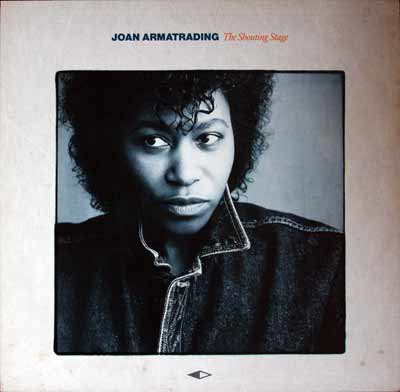 Armatrading, Joan  The Shouting Stage Vinyl