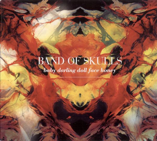 Band of Skulls Baby Darling Doll Face Honey Vinyl