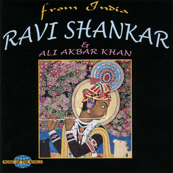 Ravi Shankar & Ali Akbar Khan From India