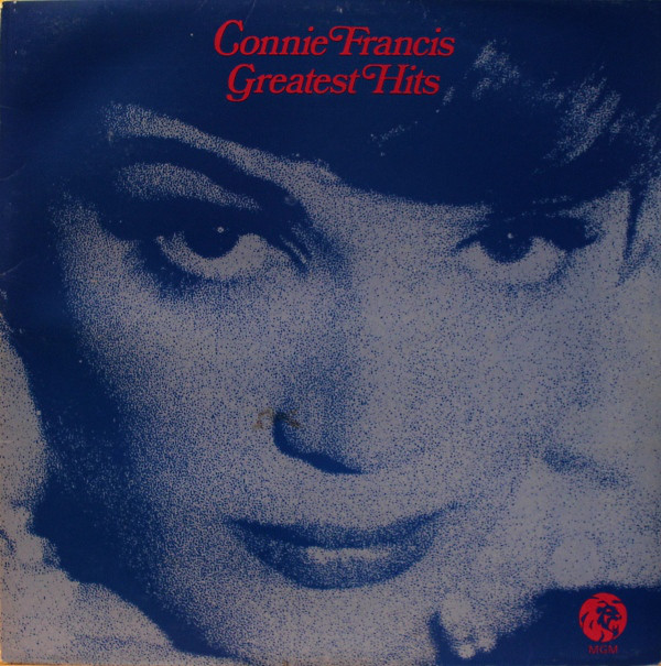 Francis, Connie Greatest Hits Vinyl