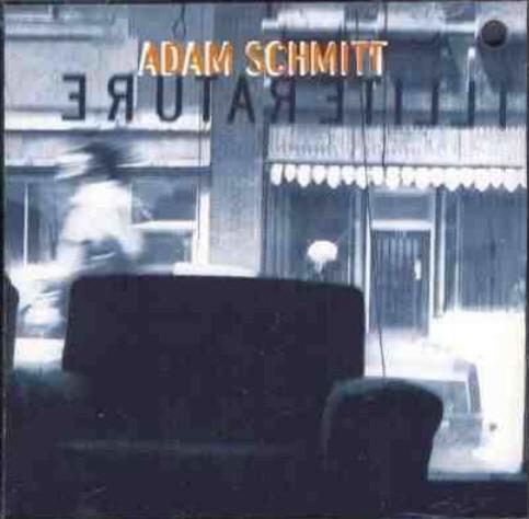 Schmitt,  Adam Illiterature  CD