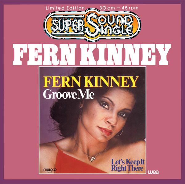 Fern Kinney Groove Me Vinyl