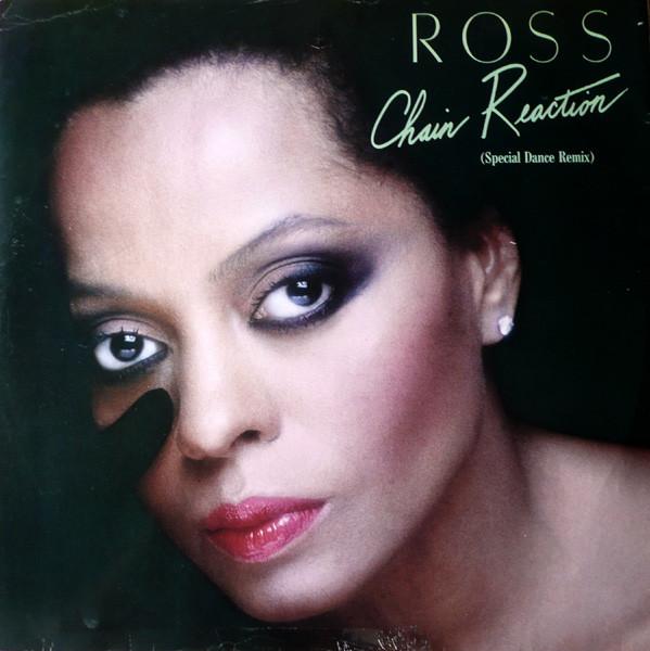 Diana Ross Chain Reaction (Special Dance Remix) Vinyl