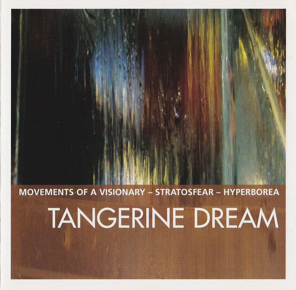 Tangerine Dream The Essential Tangerine Dream CD