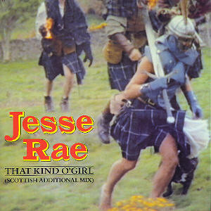 Rae, Jesse That Kind O'Girl Vinyl