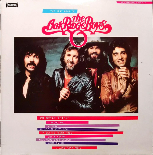 Oak Ridge Boys (The) The Very Best Of Vinyl