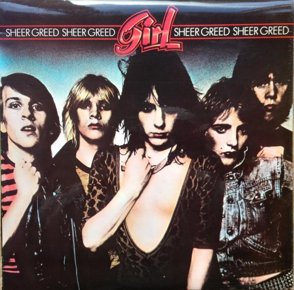 Girl Sheer Greed