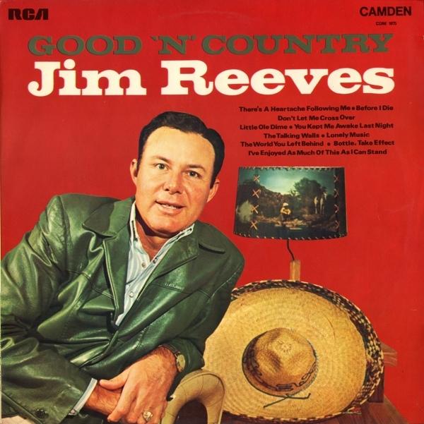 Reeves, Jim Good N Country Vinyl
