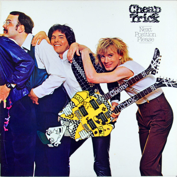 Cheap Trick Next Position Please