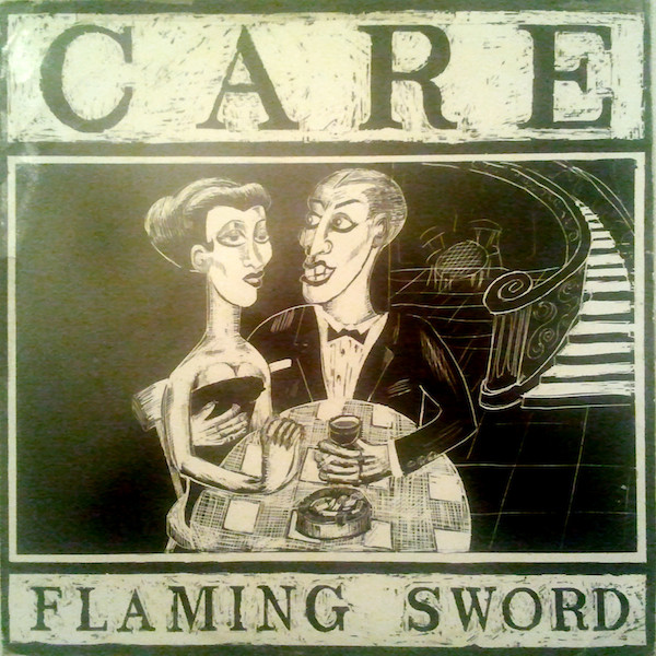 Care Flaming Sword