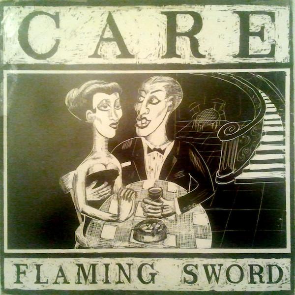 Care Flaming Sword Vinyl