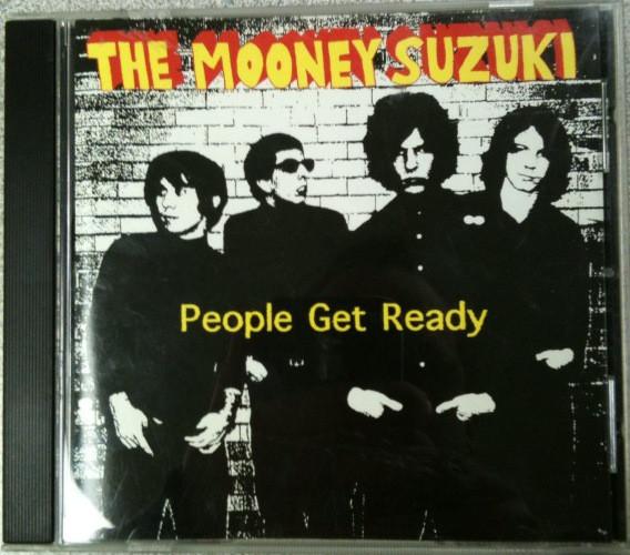 (The) Mooney Suzuki People Get Ready
